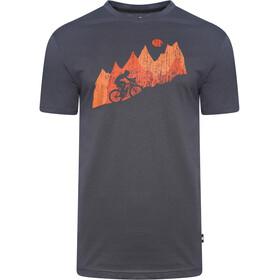 Dare 2b Determine Camiseta Hombre, ebony grey